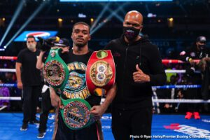 Will Errol Spence Become The Fourth Man To KO Manny Pacquiao?