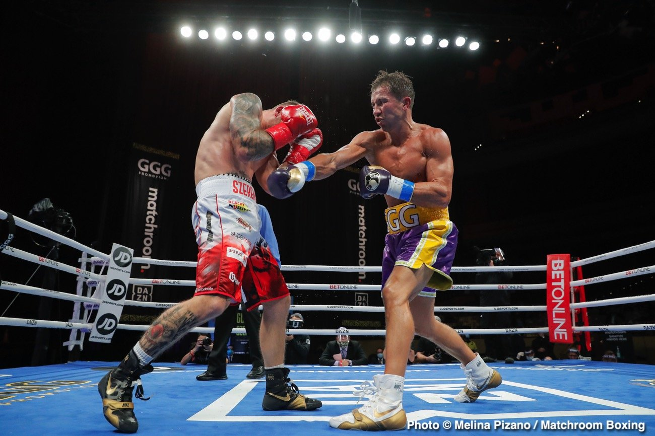 Billy Joe Saunders, Canelo Alvarez, Gennadiy Golovkin, Jaime Munguia - Boxing News