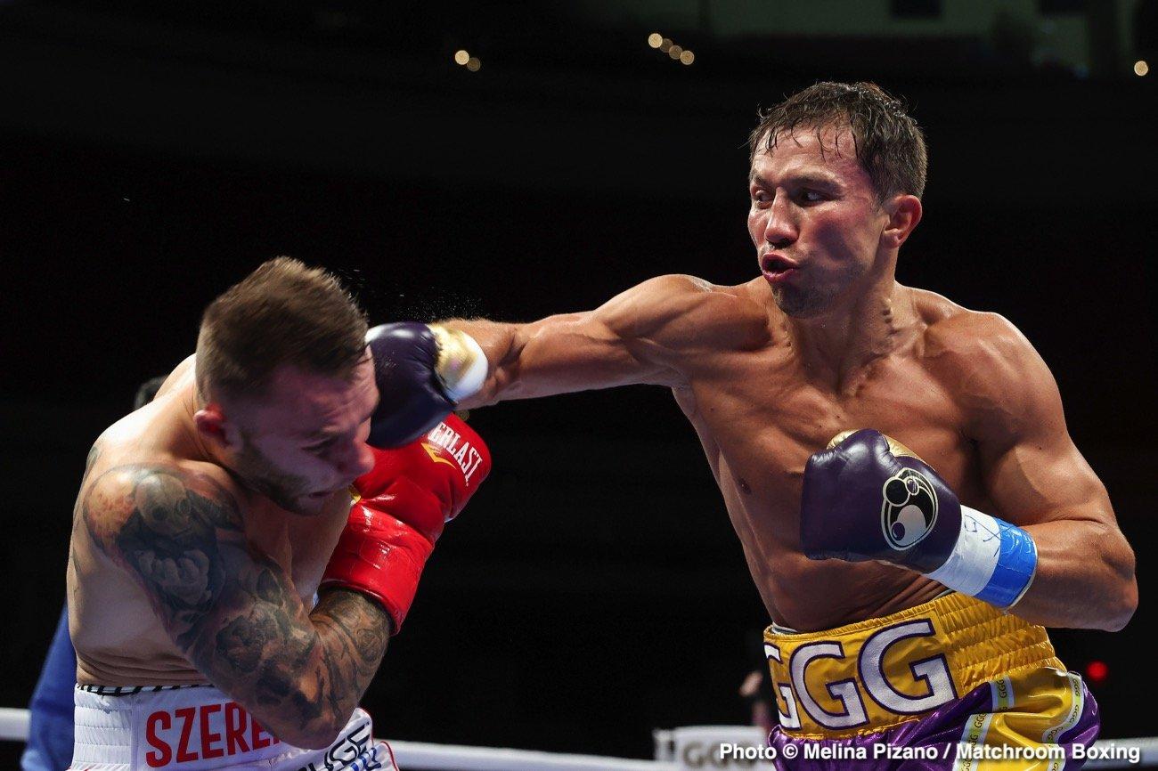 Canelo Alvarez, Gennadiy Golovkin - Boxing News