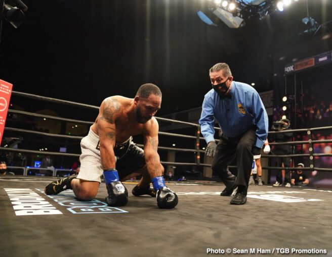 David O. Morrell, James Kirkland, Juan Macías Montiel, Mike Gavronski - Boxing News
