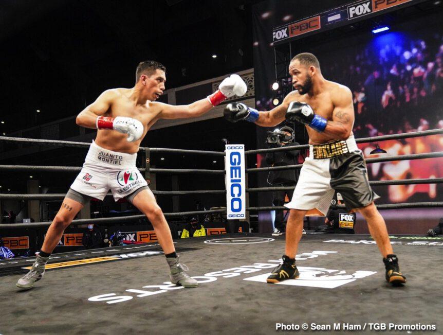 James Kirkland, Juan Macías Montiel - Boxing News