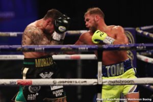 Saunders tells Hearn to install his 22-foot ring in for Canelo fight