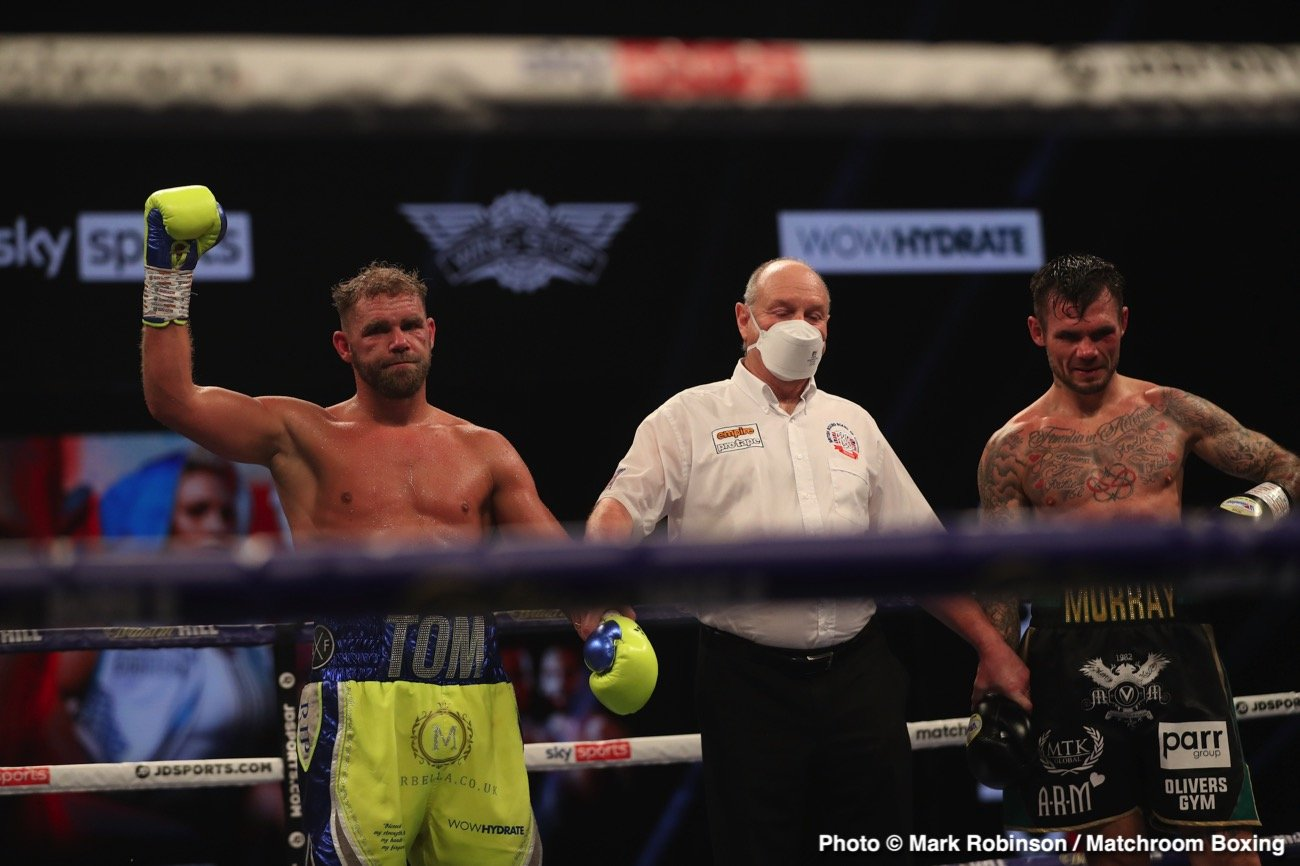 Billy Joe Saunders, Canelo Alvarez, Jose Ramirez, Josh Taylor - Boxing News