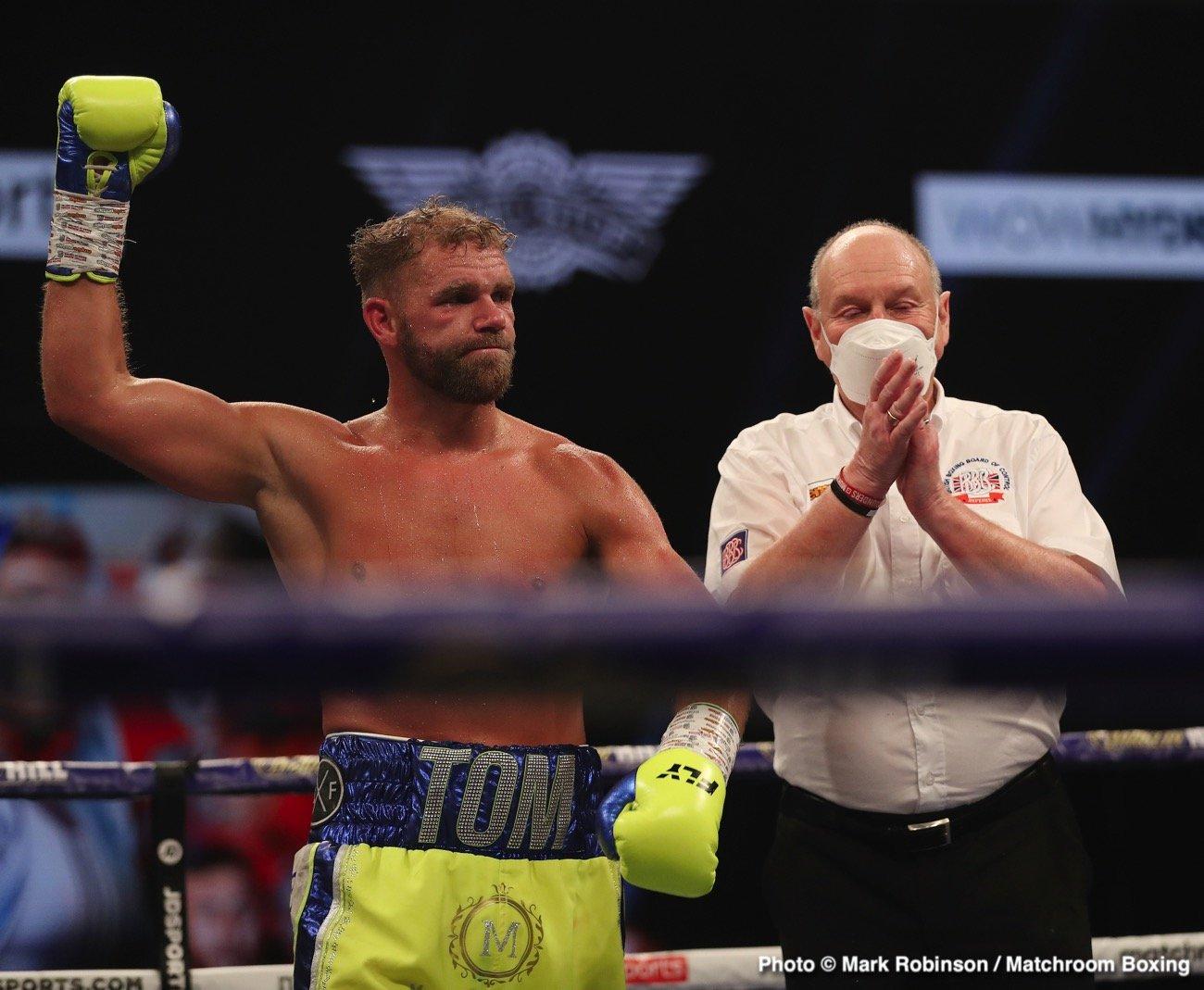 Billy Joe Saunders - Boxing News
