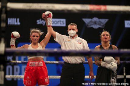 Billy Joe Saunders, James Tennyson, Martin m, Shannon Courtenay - Boxing News