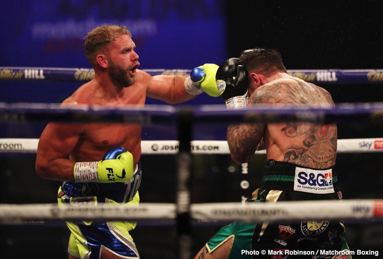 Billy Joe Saunders, Canelo Alvarez, DAZN, Eddie Hearn - Boxing News
