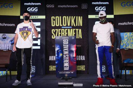 Ali Akhmedov, DAZN, Gennadiy Golovkin, John Ryder, Kamil Szeremeta - Boxing News