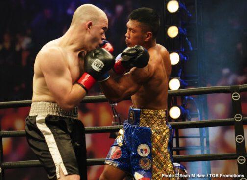 Eimantas Stanionis, Janer González - Boxing Results