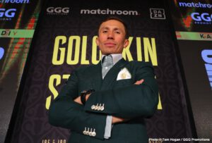 """""""Talks Have Started"""" For A Golovkin – Eubank Jr Fight Says Promoter Shalom"""