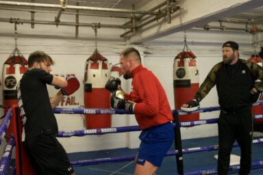 Tommy Welch - British Boxing