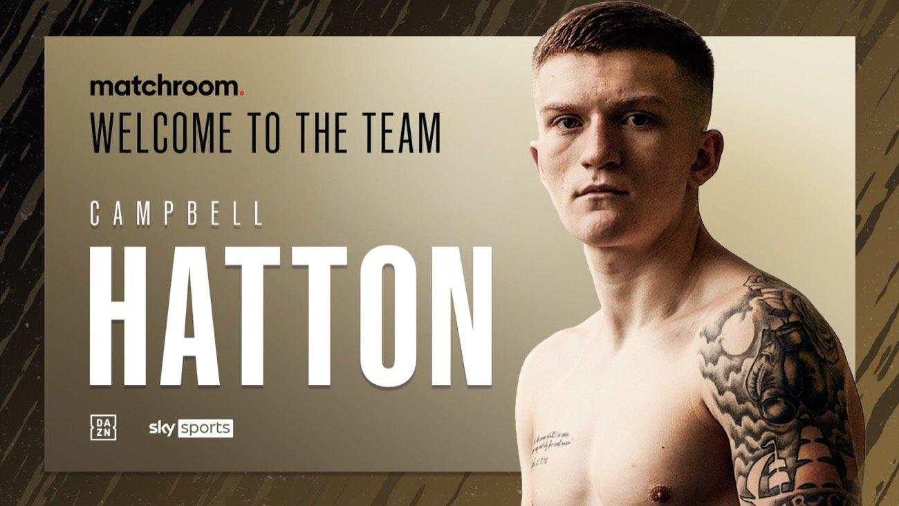 Campbell Hatton - British Boxing