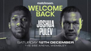 Deontay Wilder - Bob Arum is predicting a knockout win for his fighter Kubrat Pulev in their fight next week on December 12th on DAZN at the Wembley Arena in London, England.
