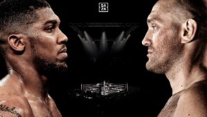 Joshua vs. Fury to take place in new indoor stadium in Saudi on Aug.14th says Eddie Hearn