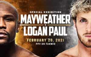 Is Floyd Mayweather overlooking Logan Paul?