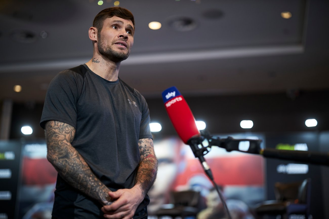 Martin Murray - Boxing News