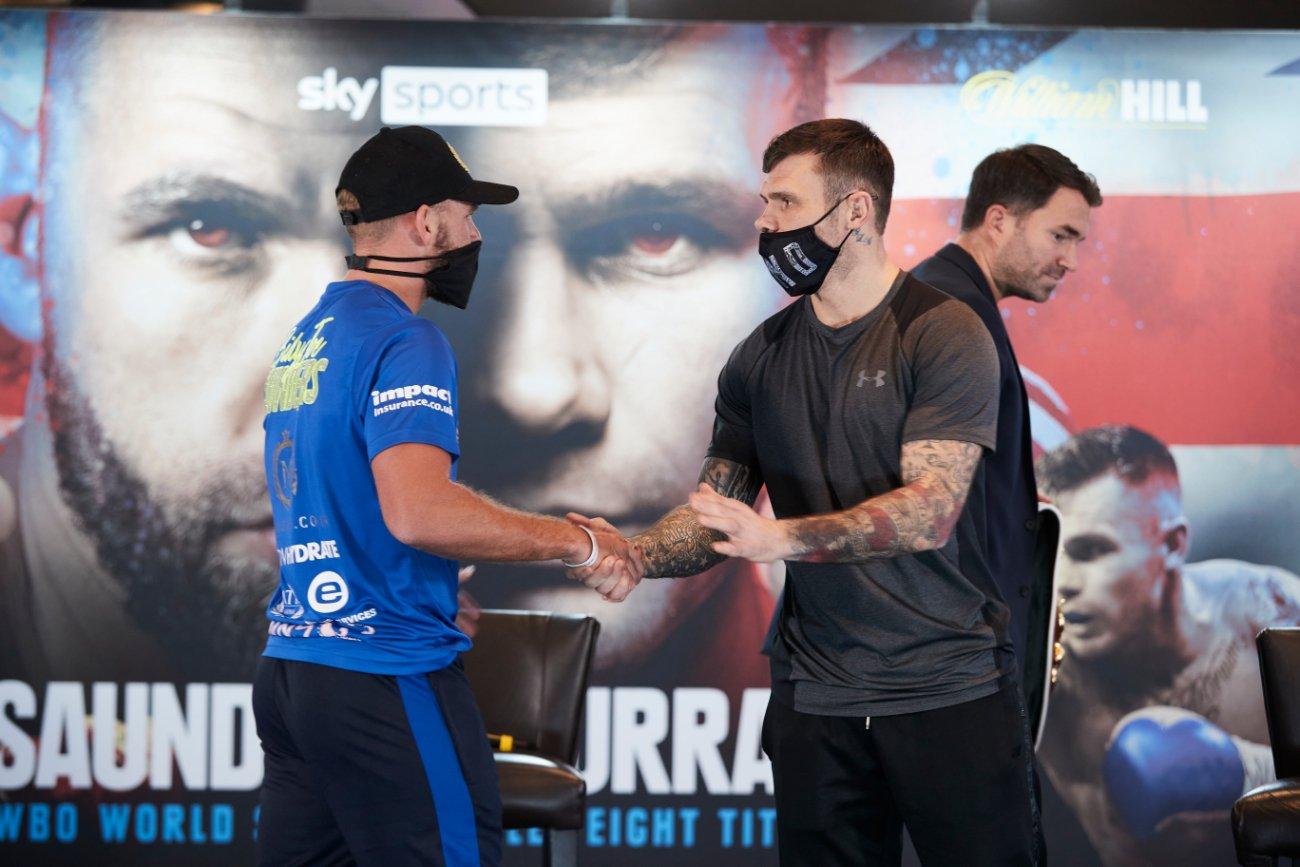 Billy Joe Saunders, Martin Murray - Boxing News