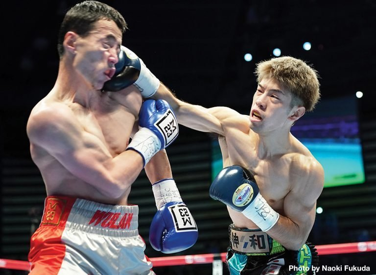 Kosei Tanaka - Boxing News