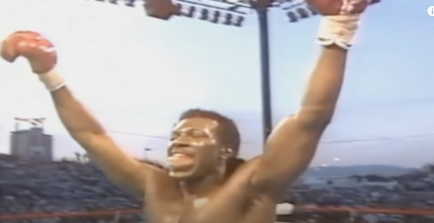 Tony Tucker - Boxing History