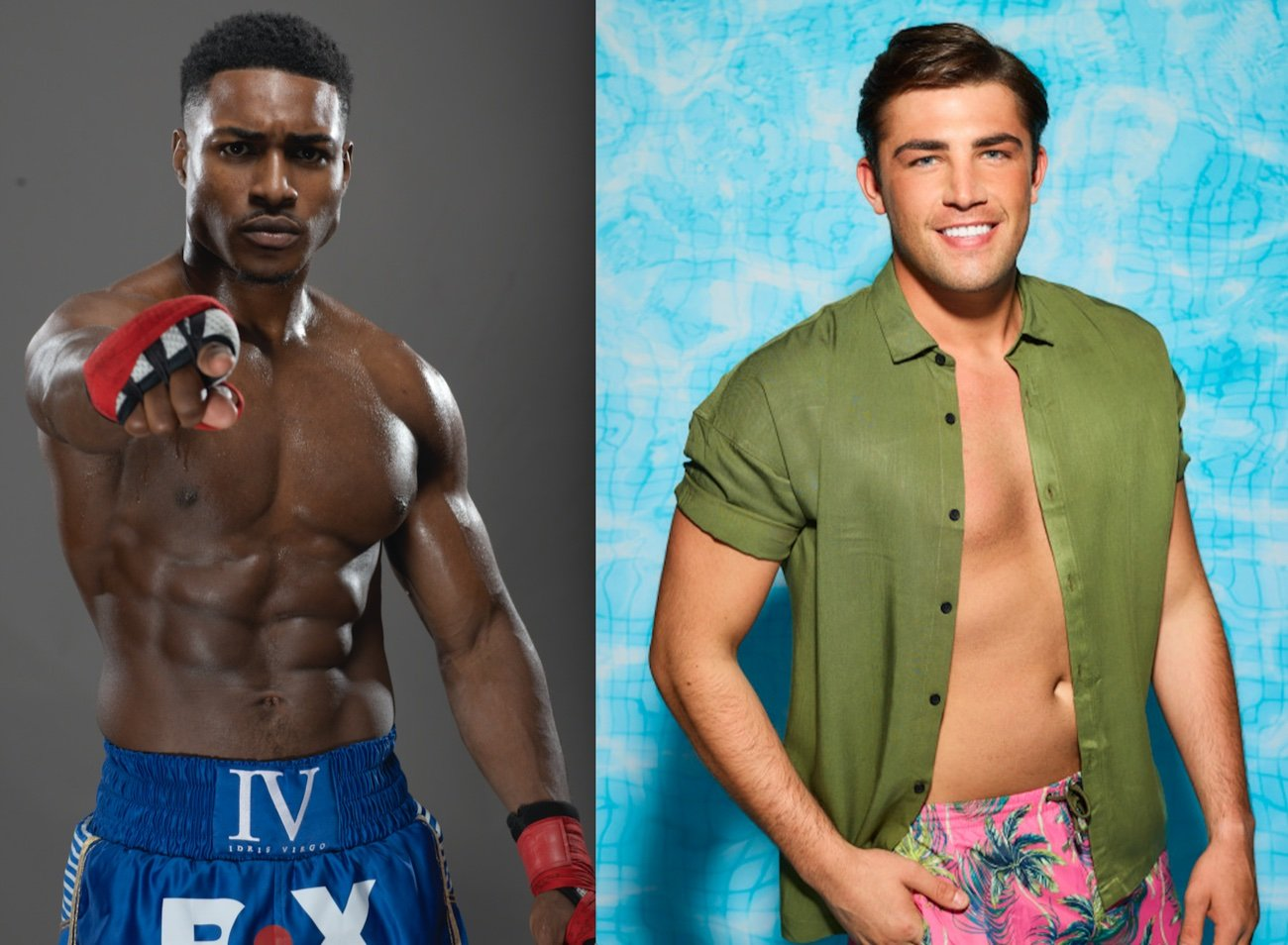 Idris Virgo, Nathan Massey - British Boxing