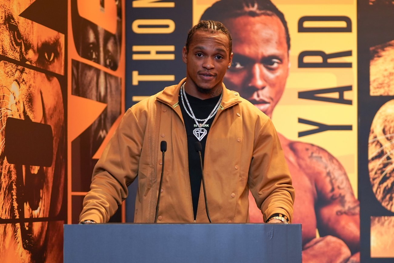 Anthony Yarde, Lyndon Arthur - British Boxing