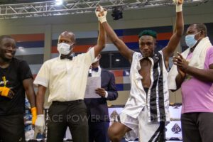 Robert Quaye - Boxing News