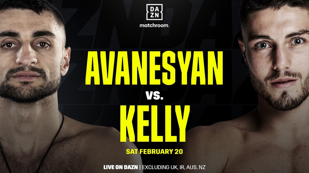David Avanesyan, Josh Kelly - Boxing News