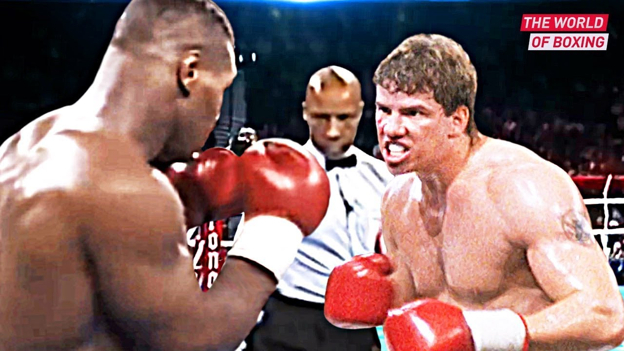 Tommy Morrison - Boxing History