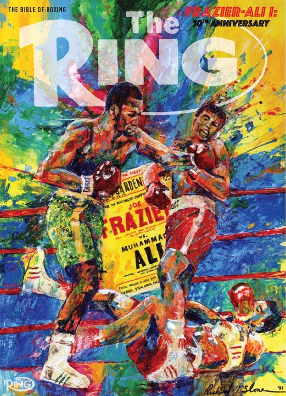 Joe Frazier, Muhammad Ali - Boxing History