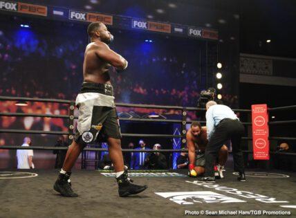 Darmani Rock, Michael Coffie - Boxing News