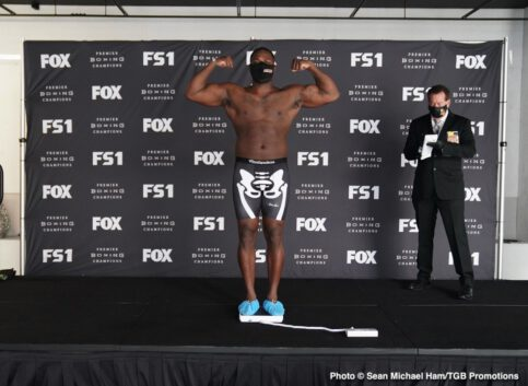 Caleb Plant, Caleb Truax - Boxing News