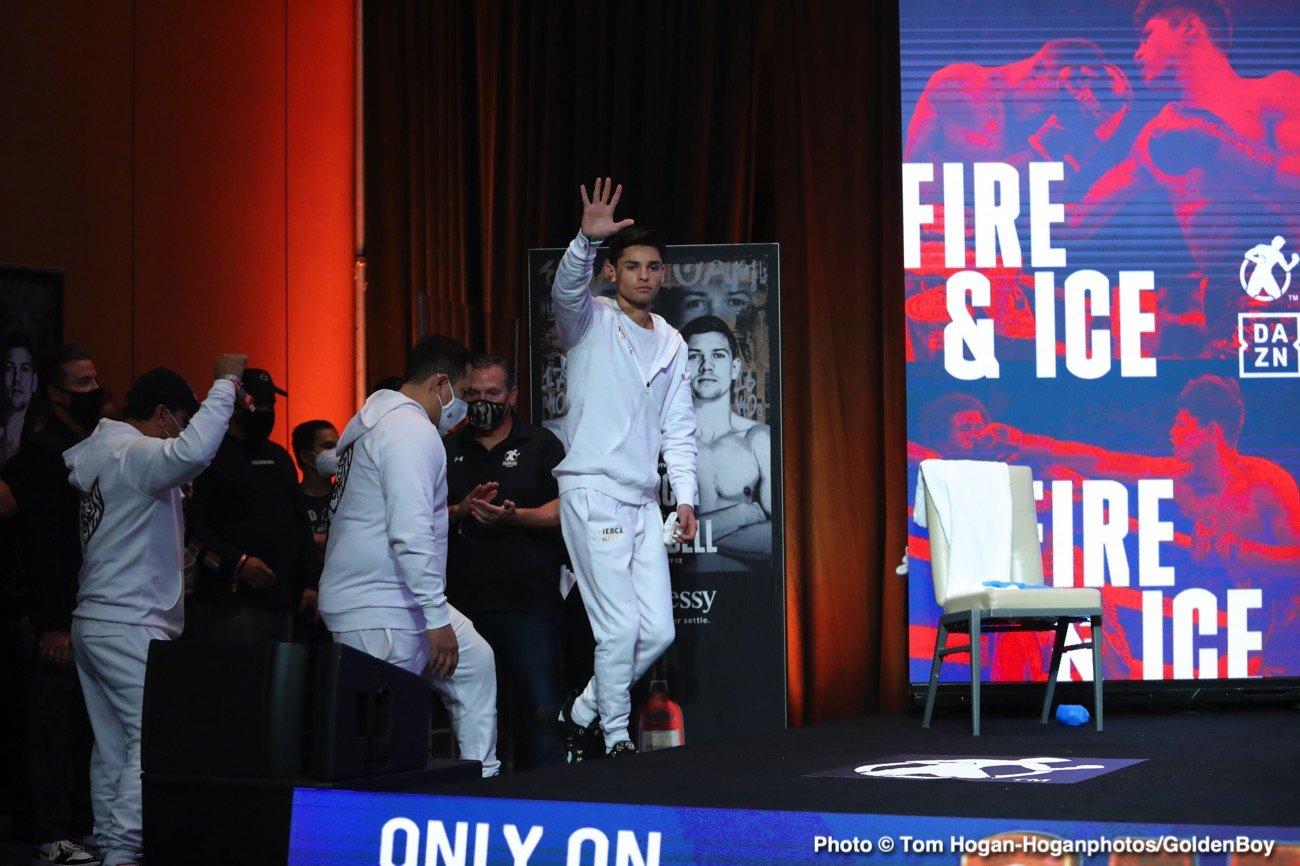 Luke Campbell, Oscar De La Hoya, Ryan Garcia - Boxing News