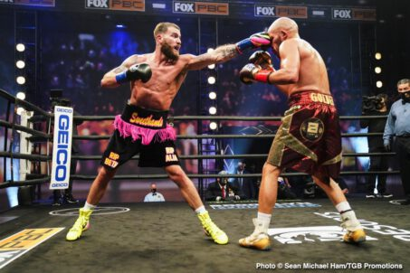 Caleb Plant, Joey Spencer, Michael Coffie - Boxing News