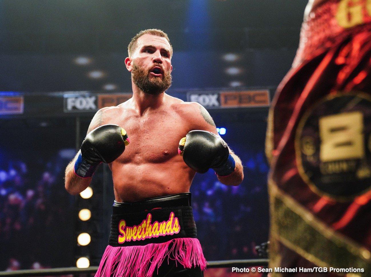 Billy Joe Saunders, Caleb Plant - Boxing News