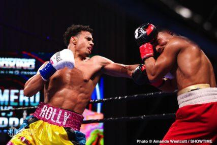 Angelo Leo, Stephen Fulton Jr - Boxing News