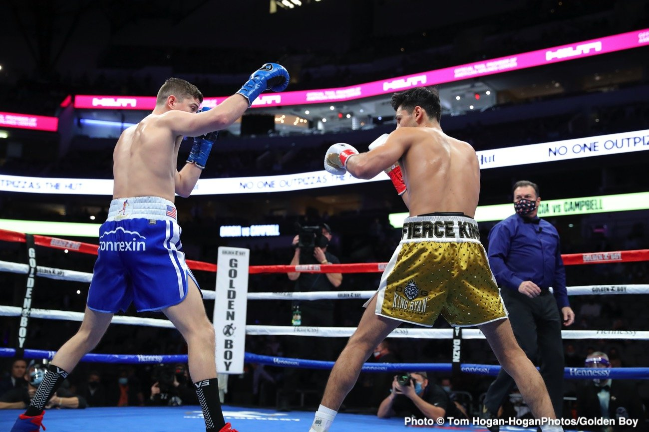 Manny Pacquiao, Ryan Garcia, Yordenis Ugas - Boxing News