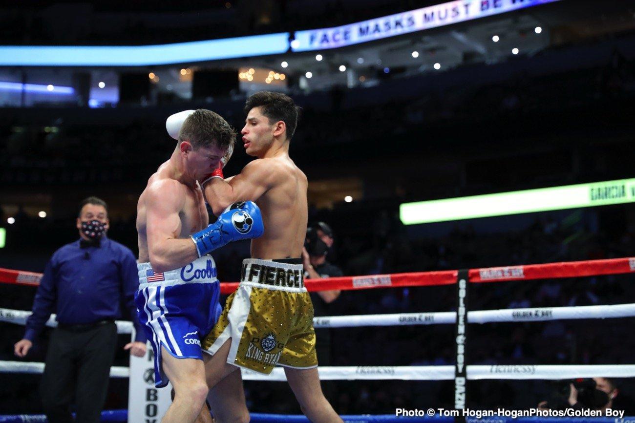 Luke Campbell, Ryan Garcia, Teofimo Lopez - Boxing News