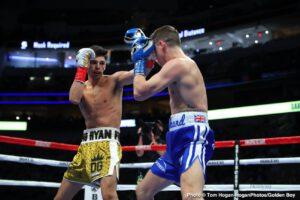 Luke Campbell, Ryan Garcia - Boxing News