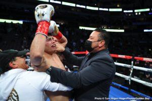 Gervonta Davis, Luke Campbell, Oscar De La Hoya, Ryan Garcia - Boxing News