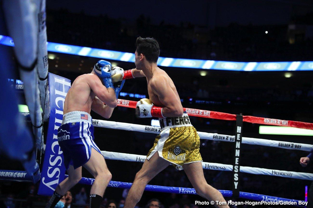 Gervonta Davis, Luke Campbell, Peter Fury, Ryan Garcia - Boxing News