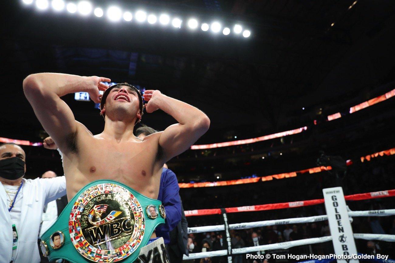 Manny Pacquiao, Mikey Garcia, Ryan Garcia - Boxing News