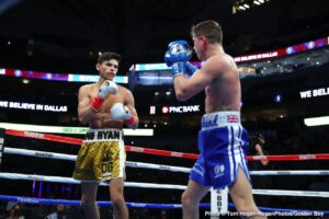Ryan Garcia fight annoucement coming soon