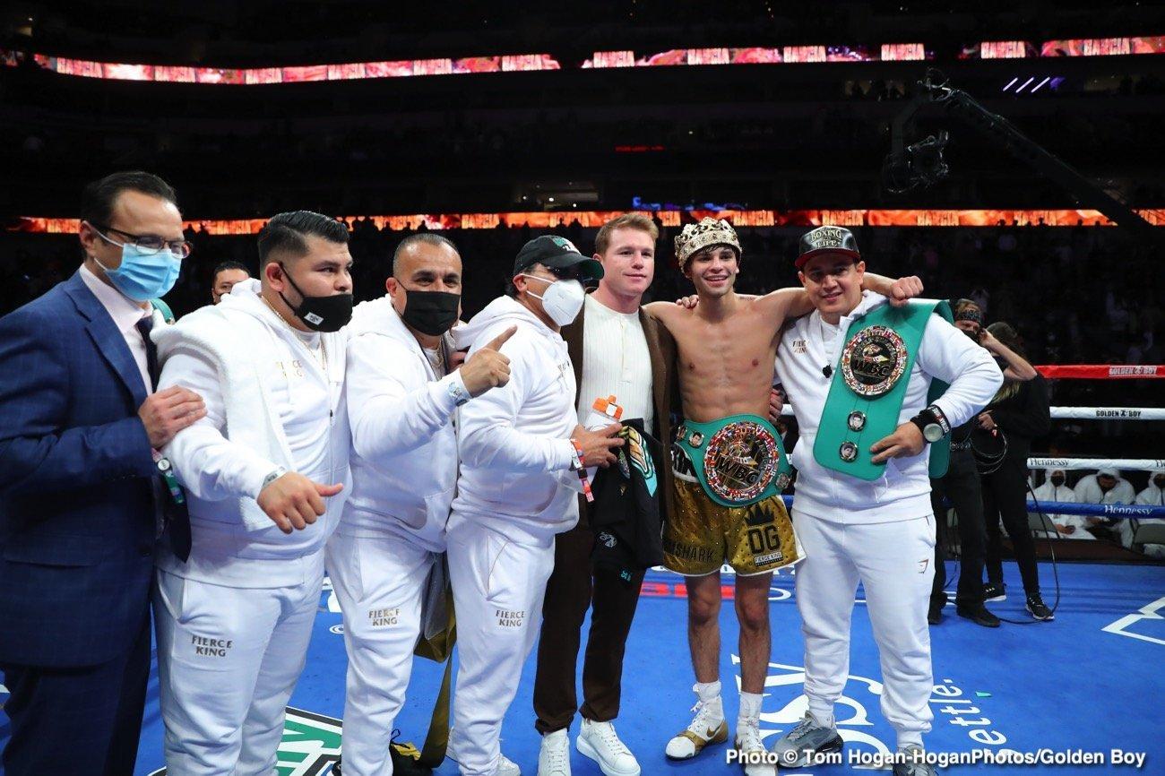 Gervonta Davis, Mikey Garcia, Ryan Garcia - Boxing News
