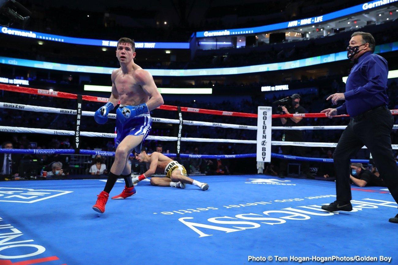 Gervonta Davis, Luke Campbell, Ryan Garcia - Boxing News