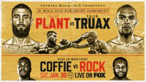 Darmani Rock, Michael Coffie - Boxing News