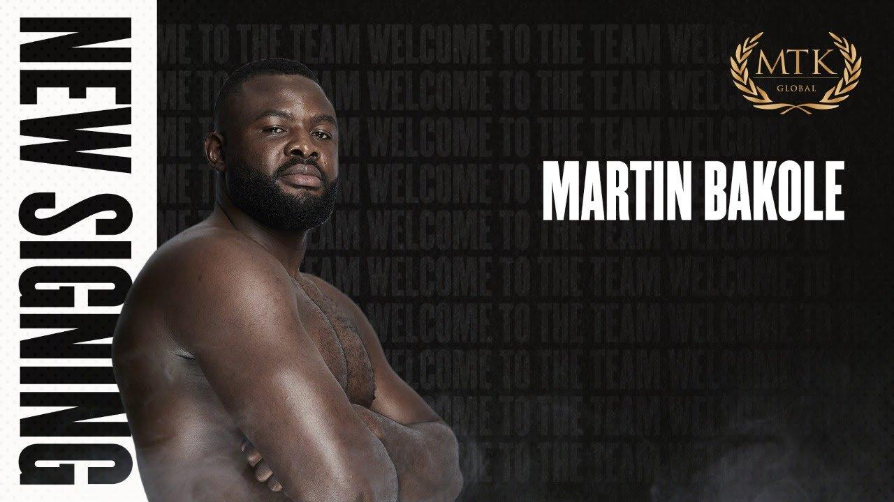 Martin Bakole - British Boxing
