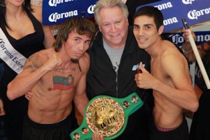 Edwin Valero - Boxing History