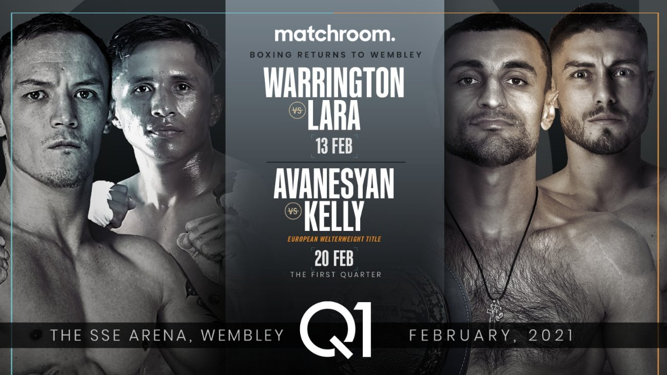 David Avanesyan, Josh Kelly, Josh Warrington, Mauricio Lara - Boxing News
