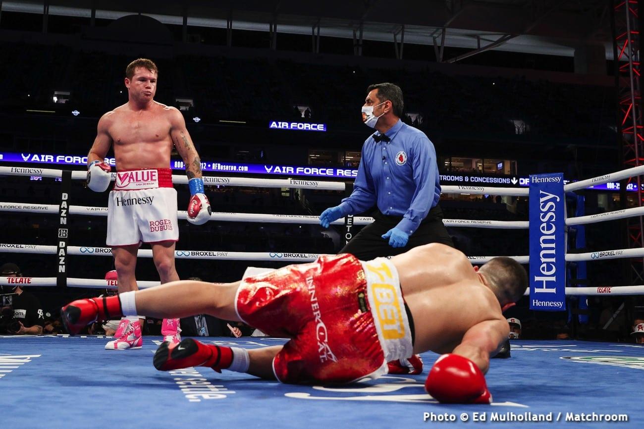 Avni Yildirim, Canelo Alvarez, Mauricio Sulaimán, WBC - Boxing Results