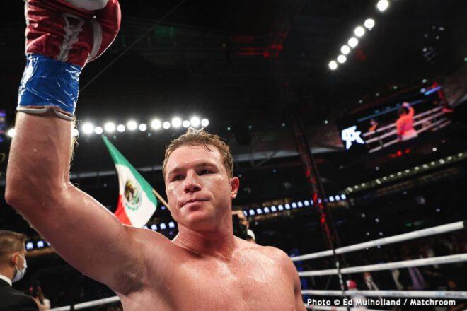 Abraham Rodriguez, Avni Yildirim, Canelo Alvarez, McWilliams Arroyo - Boxing News