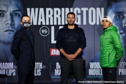 Josh Warrington - British Boxing